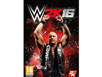 Get in the ring and Raise Some Hell with WWE 2K16! The undisputed champion of wrestling games returns with the biggest roster in WWE games history and the 'Texas Rattlesnake' Stone Cold Steve Austin as its Cover Superstar! Play as your favorite Superstars from the past, present and future and experience the most authentic, comprehensive, in-your-face WWE video game of all-time!