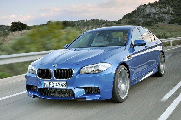 2012 BMW M5 Most Powerfull