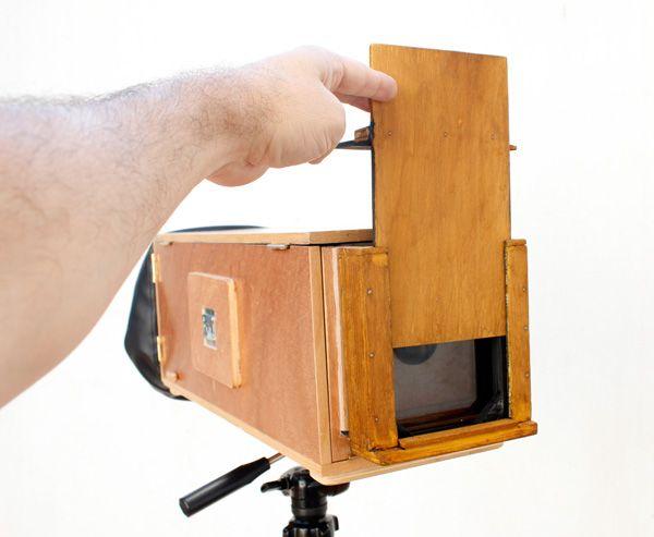 La cámara con la que se hace la foto es parte también de la imagen obtenida. Una misma fotografía hecha con una cámara digital de gama al...