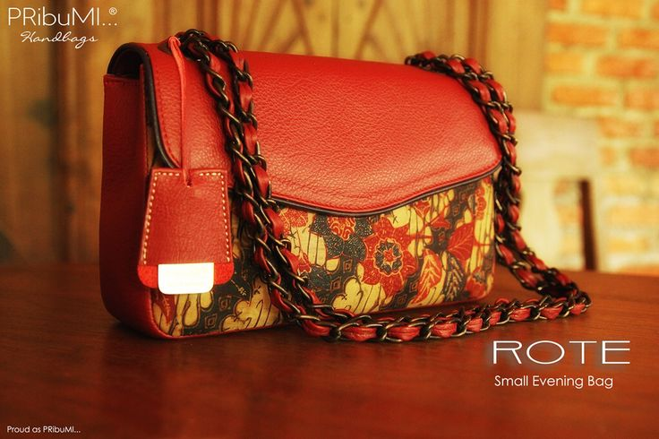 ROTE Small Evening Bag by PRibuMI...®