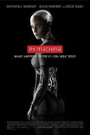 Κινηματογράφος... γένους θηλυκού!: Από μηχανής - Ex machina (2015)