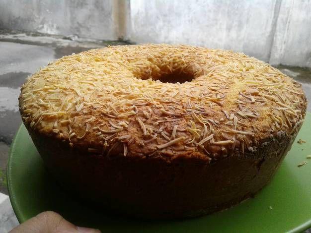 Cake/Bolu Tape Panggang Super Lembut