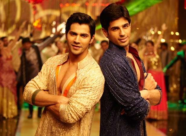 Varun Dhavan and Sidharth Malhotra from Student Of The Year