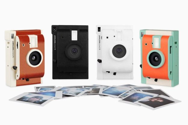"""Fun. """"Lomography's New Polaroid Camera Gives People The Best Of Digicams - PSFK"""""""