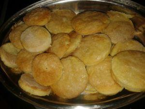 Hirrumsalz Preinik (galletas con amoníaco)