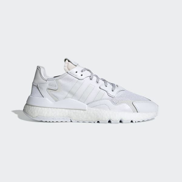 Nite Jogger Shoes White Mens | Joggers shoes, Sneakers to