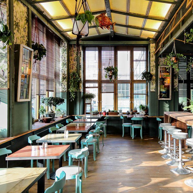 House of Small Wonder Café Mitte – Berlin