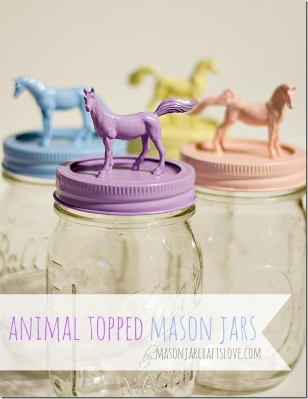 Adorable animals in pastel hues? Don't mind if we DIY!