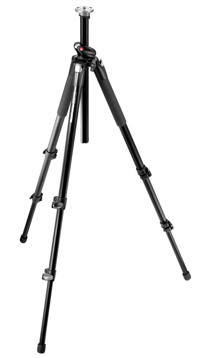 055XPROB Pro Tripod (Black) 055XPROB - 055 Series | Manfrotto
