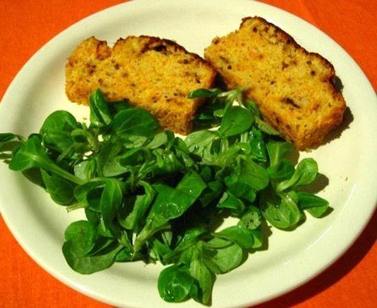 Cake aux carottes : la recette facile