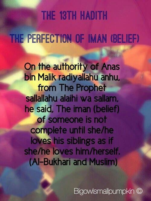 Bukhari and Muslim