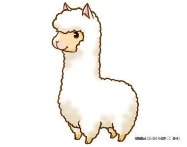 alpaca cartoon - Google Search