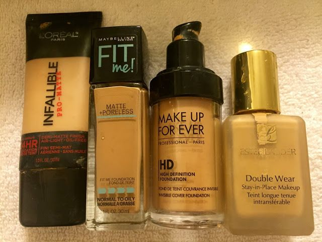 Loreal Matte Shades Foundation Infallible