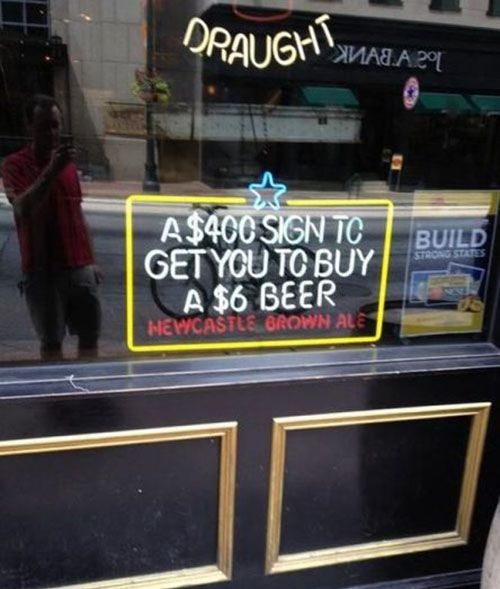 1000 Images About Funny Bar Signs For L5y On Pinterest
