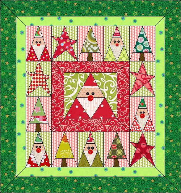 Available for EQ7, EQ6 and Quilt Design Wizard ! See instructions here http://doyoueq.com/project_download_categories/using-qdw-files-in-eq6-and-eq7/ By Heidi Kory for The Electric Quilt Company