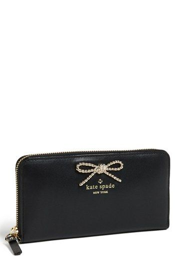 kate spade new york 'fair maiden - lacey' leather wallet available at #Nordstrom
