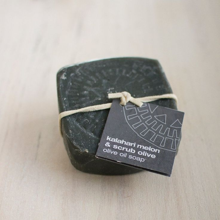soap - kalahari melon & olive soap