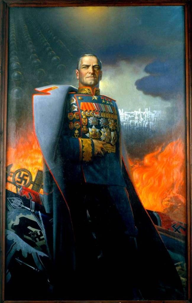 CCCP Маршал Жуков