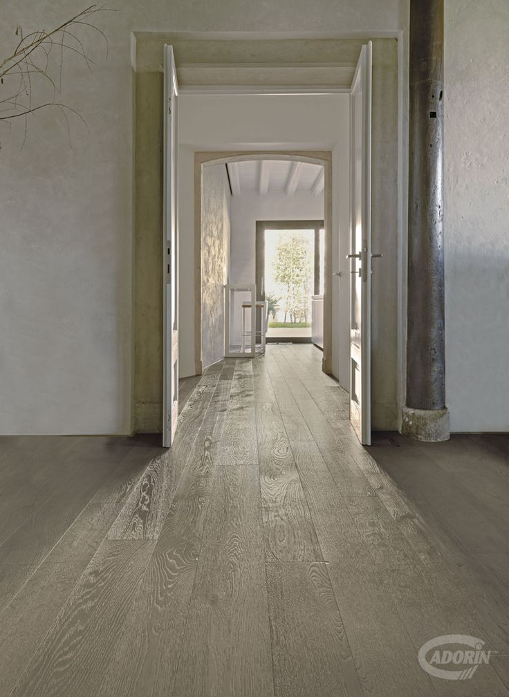 Rovere Grigio Sabbia Cadorin Parquet listoni tre strati. Planks three layers Grey oak. #cadorin hardwood three layers floors