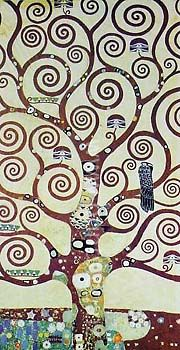 L'Albero Della Vita by Gustav Klimt for Sale - New Zealand Art Prints