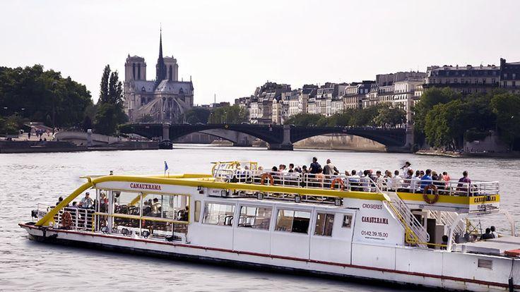Canauxrama- paris river cruise
