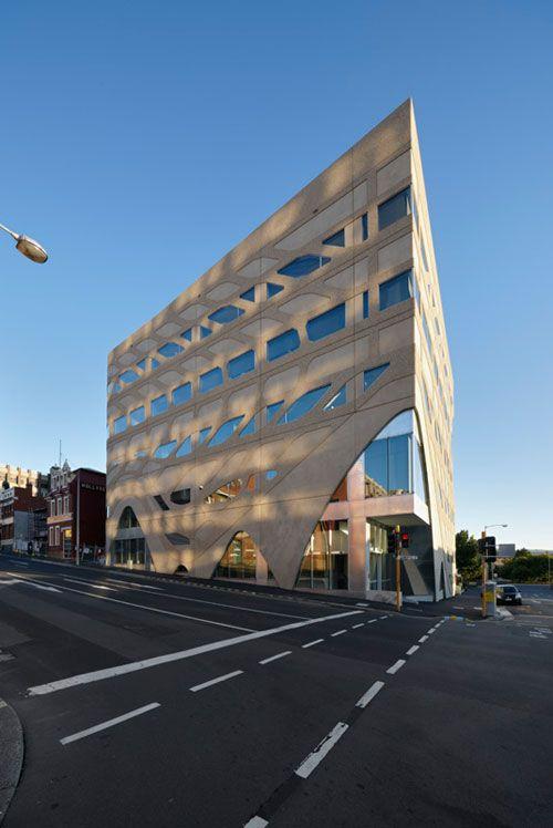 University of Tasmania School of Medicine in Tasmania, Australia - Educational Buildings Architecture Inspiration