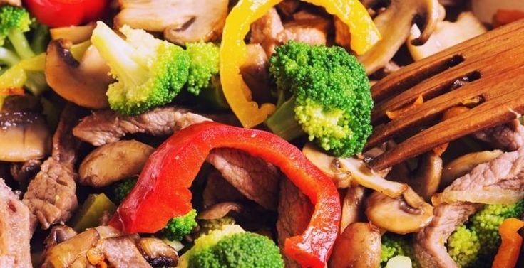 Un souper à la mijoteuse ? Un sauté de boeuf et légumes parfait