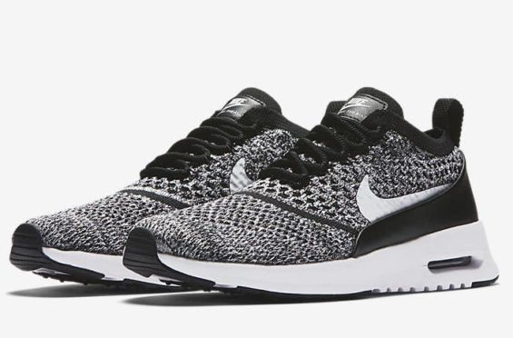 Flyknit Lands On The Nike Air Max Thea