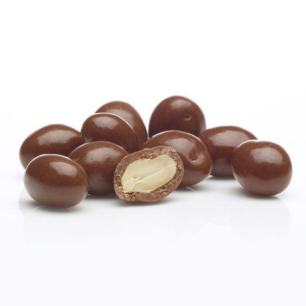 Australian peanuts coated in milk chocolate. Addictive!
