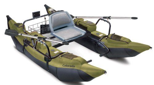 Small inflatable pontoon fishing boats probably cost a lot less than you might think and make great gifts for any fisherman on your list. There are quite a number of inflatable fishing boats on the market but all of them…Read more →