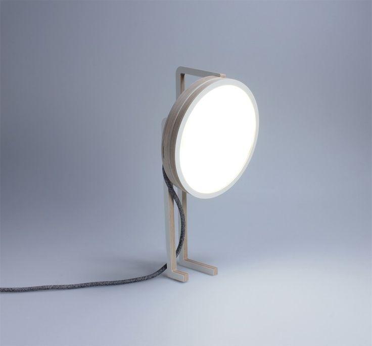 studio oort - product design -  LED table lamp- www.studiooort.de