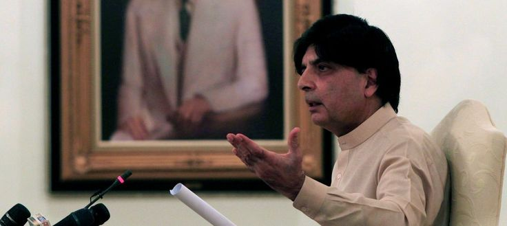 Pakistan to fight blasphemous content posted online, says Interior Minister Chaudhary Nisar Ali Khan Mockery of religion in the name of freedom of expression will not be tolerated, he said.