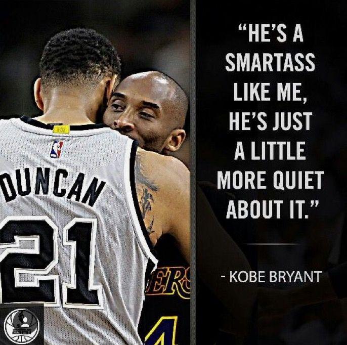 Kobe on Timmy-D!