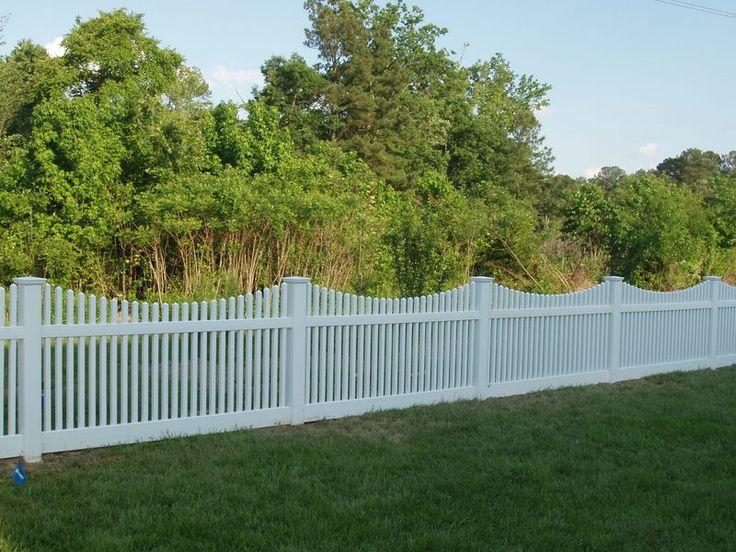 #sale no-split vinyl fence, average cost to install #pvc #fence