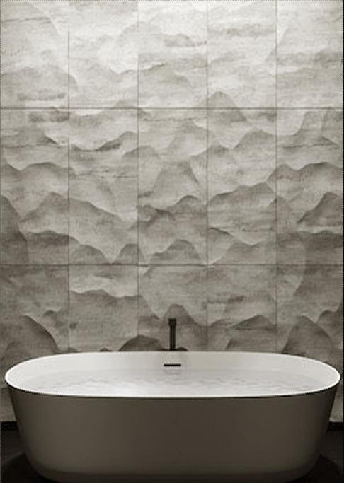 Best 25 Bathroom Feature Wall Ideas On Pinterest
