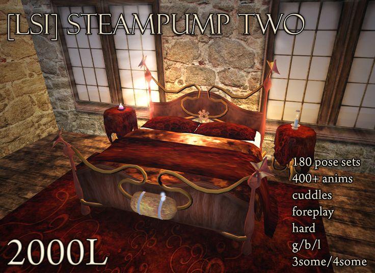 Steampunk bedroom home decor pinterest - Steampunk bedroom ideas ...
