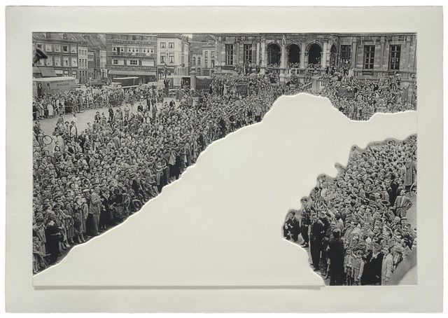 Crowds with Shape of Reason Missing: Example 3