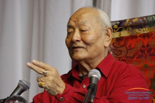 Намкай Норбу Ринпоче: Биография Великого Мастера Дзогчен / Тибетский буддизм / Мир Адвайты