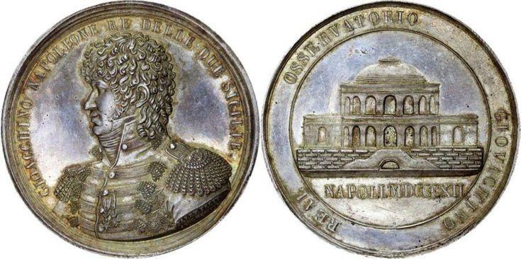 Italie. Naples & Sicile. Joachim Murat (1808-1815).