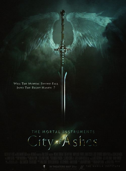 City of Ashes fan made poster