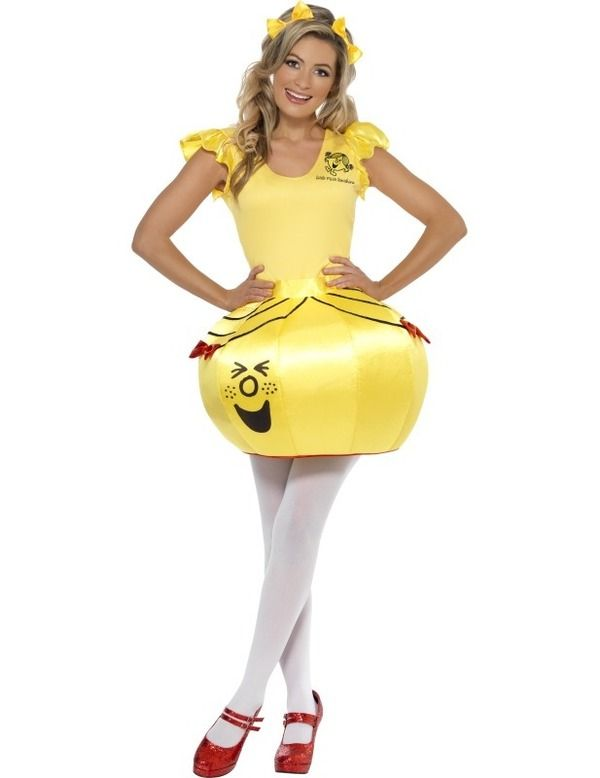 Adult Little Miss Sunshine Morph Costume Little Miss