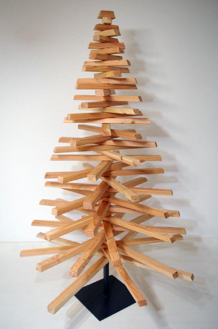 25 einzigartige holzbaum ideen auf pinterest h lzene weihnachtsb ume palette weihnachtsbaum. Black Bedroom Furniture Sets. Home Design Ideas
