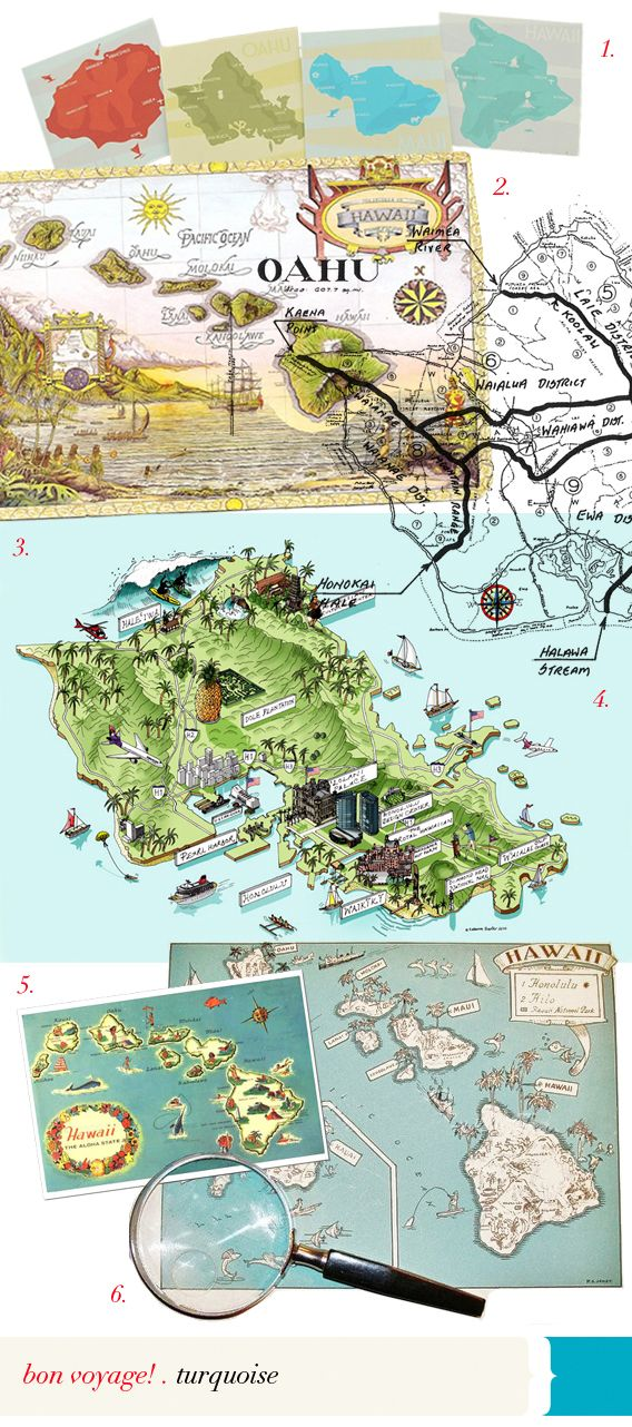 90 best maps of hawaii images on pinterest cards aloha hawaii and honolulu baby gumiabroncs Gallery