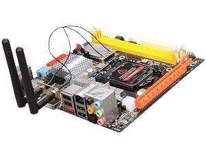 ZOTAC H67ITX-C-E LGA 1155 Intel H67 HDMI SATA 6Gb/s USB 3.0 Mini ITX Intel Motherboard