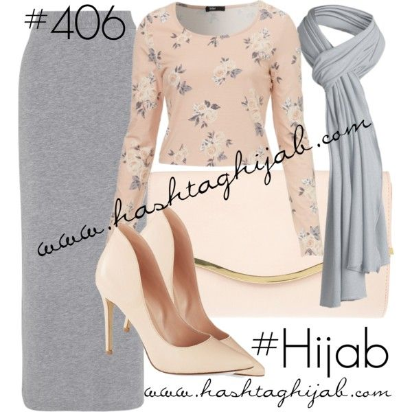 Hashtag Hijab Outfit #406,