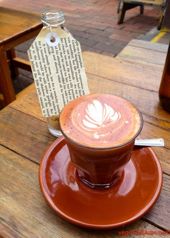 Circa Espresso, #Parramatta - by @vegeTARAian Sydney