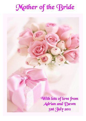 Personalised Wedding Gift BAG Bridesmaid Page BOY Usher | eBay