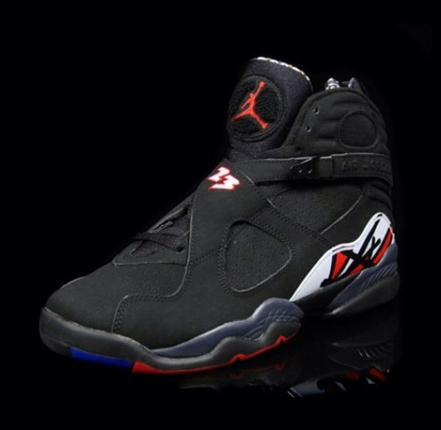jordan retro 8 throw back