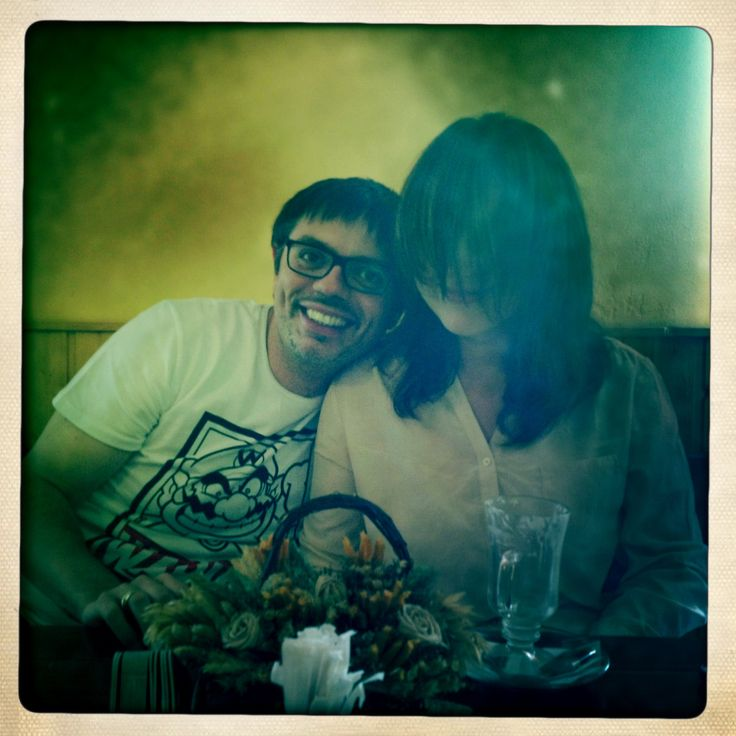 Mrs. & Mr. Papoutsakis