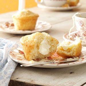 Grandma's Honey Muffins Recipe | Taste of Home Recipes